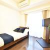 在埼玉市大宮区内租赁1K 公寓大厦 的 卧室
