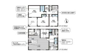 4LDK {building type} in Shonantakatori - Yokosuka-shi