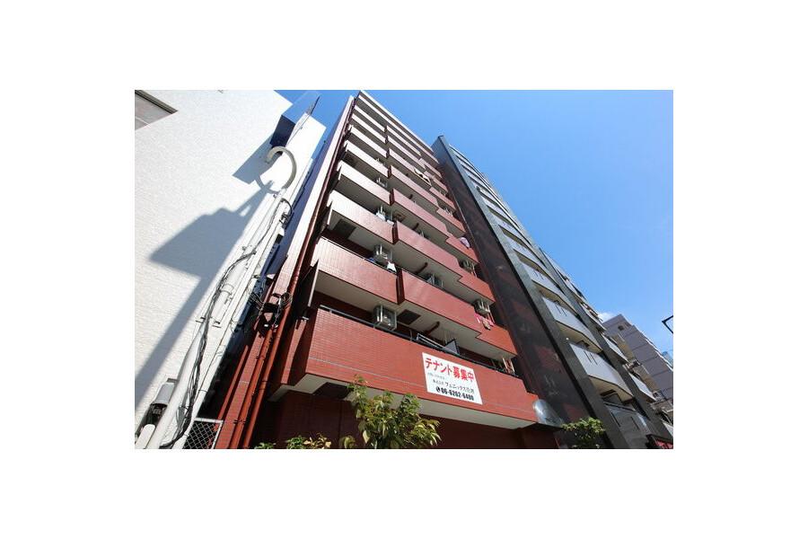 3DK Apartment to Rent in Osaka-shi Naniwa-ku Exterior