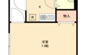 1K Apartment in Chudoji bojocho - Kyoto-shi Shimogyo-ku