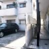 1R アパート 目黒区 外観