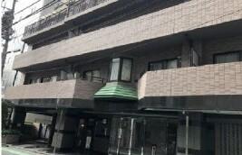 渋谷区 円山町 2LDK マンション