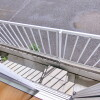 2DK Apartment to Rent in Akishima-shi Balcony / Veranda