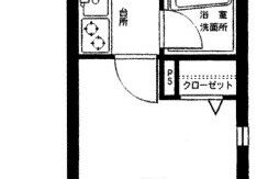 1K {building type} in Otemon - Fukuoka-shi Chuo-ku