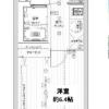 1K Apartment to Rent in Kawasaki-shi Tama-ku Floorplan