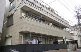 新宿区中落合-1K公寓大厦