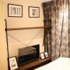 1R Apartment to Rent in Hiroshima-shi Naka-ku Living Room