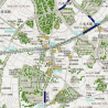 在港区购买2LDK 公寓大厦的 地图