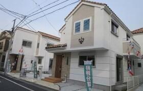 Whole Building House in Akatsutsumi - Setagaya-ku