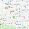 1K Apartment to Rent in Shinjuku-ku Map