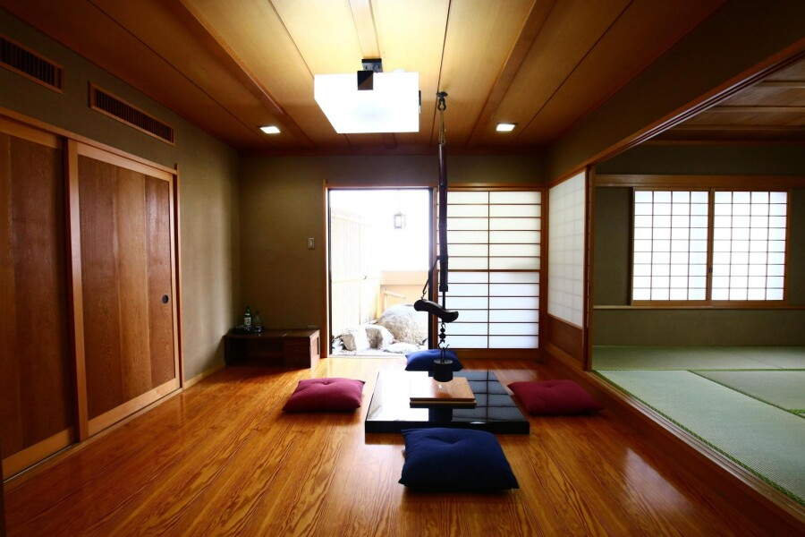 4LDK Apartment to Rent in Taito-ku Interior