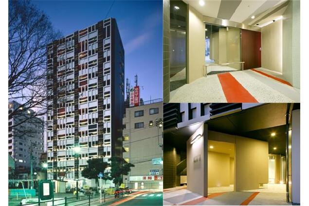 1SLDK Apartment to Rent in Shinjuku-ku Exterior