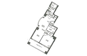 1LDK Mansion in Suenaga - Kawasaki-shi Takatsu-ku