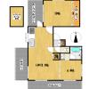 1SLDK Apartment to Rent in Meguro-ku Floorplan