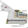 1K Apartment to Rent in Fukuoka-shi Jonan-ku Map