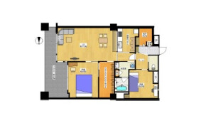 2SLDK Apartment in Umezato - Suginami-ku