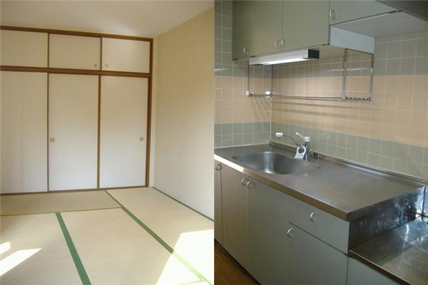 3LDK Apartment to Rent in Edogawa-ku Interior