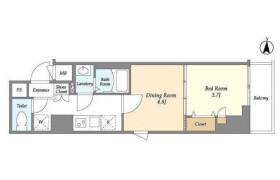 2K Apartment in Nakane - Meguro-ku
