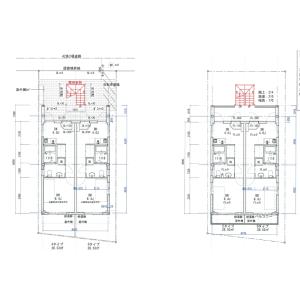 Whole Building Apartment in Shinjuku - Shinjuku-ku Floorplan