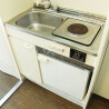 1R Apartment to Rent in Sayama-shi Kitchen