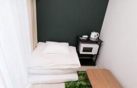 1R Apartment in Gohongi - Meguro-ku