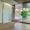 2LDK Apartment to Rent in Minato-ku Building Entrance