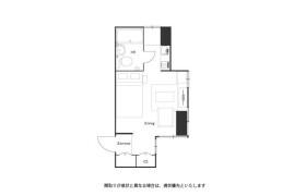 文京區千駄木-1R公寓大廈