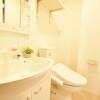 1R Apartment to Rent in Shinagawa-ku Washroom