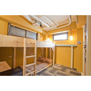 MKC Building ! !  - Guest House in Chuo-ku Floorplan