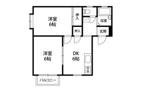 2DK Apartment in Tsujido motomachi - Fujisawa-shi