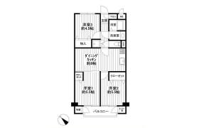 3DK Apartment in Higashinogawa - Komae-shi