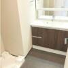 在港區內租賃1LDK 公寓大廈 的房產 盥洗室
