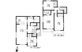 4LDK House in Taguma - Fukuoka-shi Sawara-ku