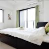 1K マンション 大阪市浪速区 ベッドルーム