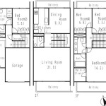 4LDK Terrace house