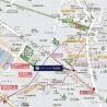 1K Apartment to Buy in Toshima-ku Map