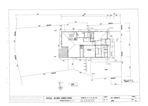Whole Building House to Buy in Furu-gun Tomari-mura Floorplan