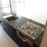1SLDK Apartment to Rent in Minato-ku Kitchen