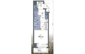 北区東田端-1K公寓大厦