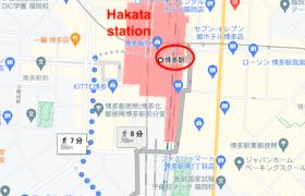 福岡市博多区博多駅前-1DK{building type}