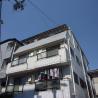 1DK マンション 大阪市住吉区 内装