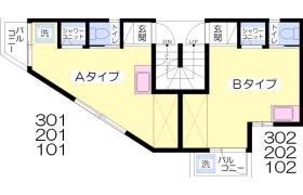 1R Apartment in Namiki - Kawaguchi-shi