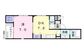 澀谷區東-1DK公寓大廈