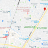 1K Apartment to Buy in Ota-ku Map