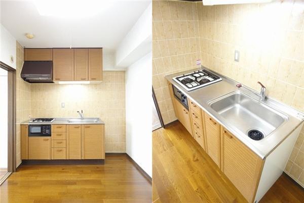 2DK Apartment to Rent in Nerima-ku Interior