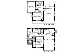 4LDK House in Hiruike - Iwata-shi