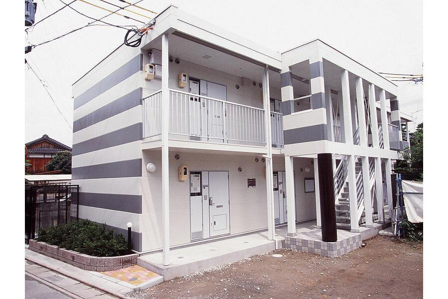 1K Apartment to Rent in Kasuga-shi Exterior