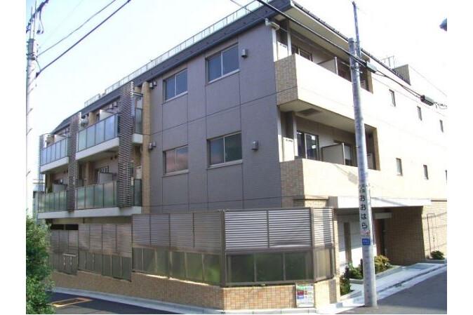 1R 맨션 to Rent in 미나토쿠(港区) Exterior