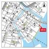 在中央區內租賃1LDK 公寓大廈 的房產 地圖