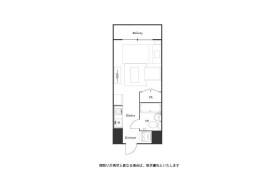 1R Mansion in Oji - Kita-ku